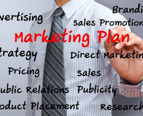 Marketing, Strategic Planing